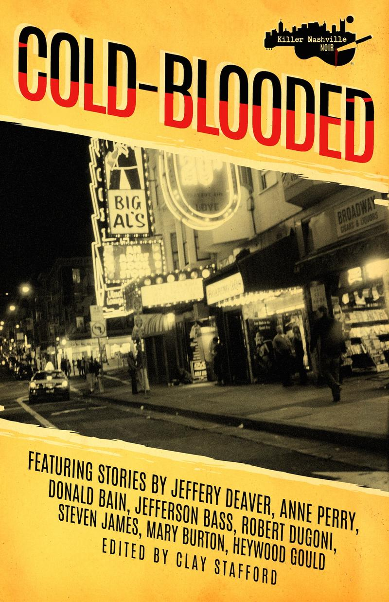 book cover of Killer Nashville Noir-Cold Blooded