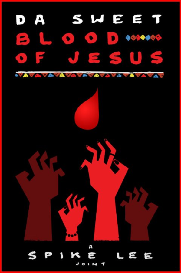 movie poster Da Sweet Blood of Jesus
