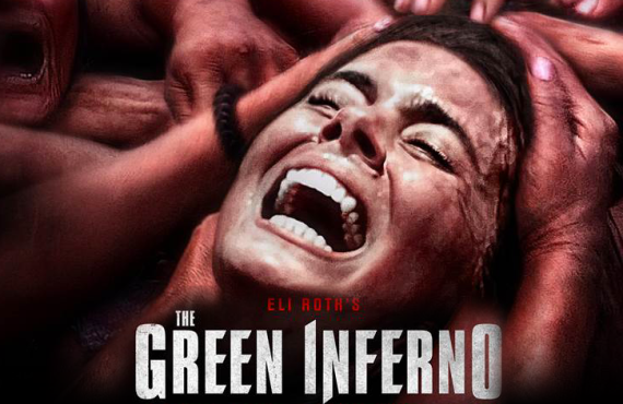 movie poster The Green Inferno