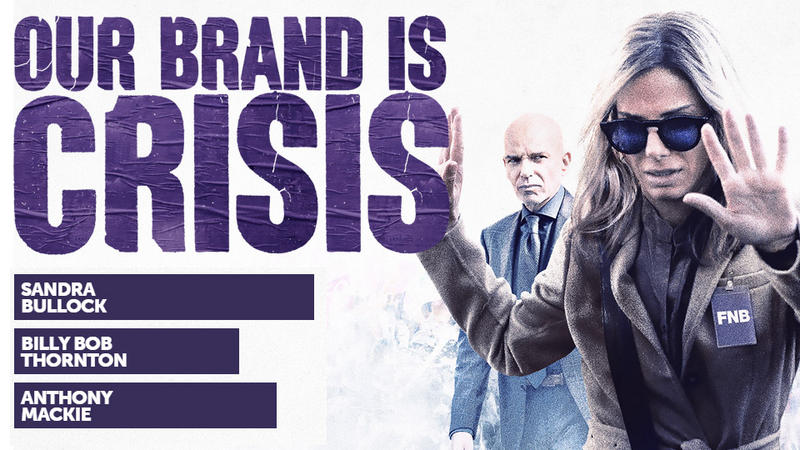 movie poster for Our Brand Is Crisis
