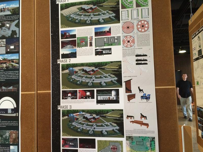 Design description for the Solar Observatory