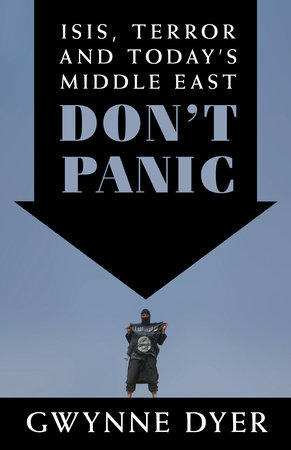 cover of Don't Panic