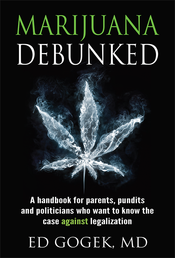 cover of book Marijuana Debunked