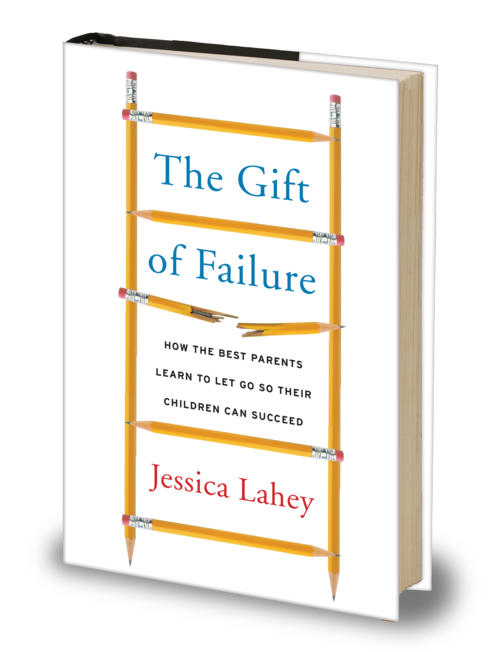 book cover of The Gift of Failure