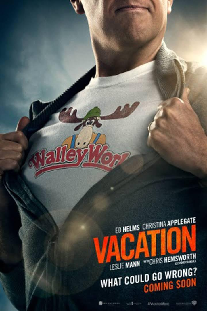 movie poster for Vacation