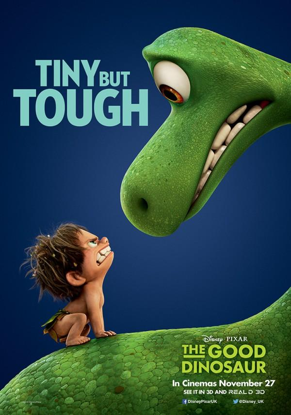 poster for The Good Dinosaur