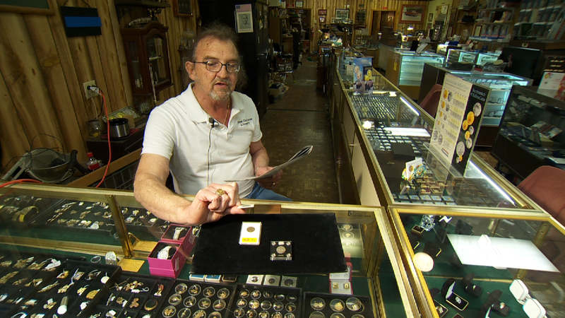 Mike Sprouse, River City Coins and Jewelry