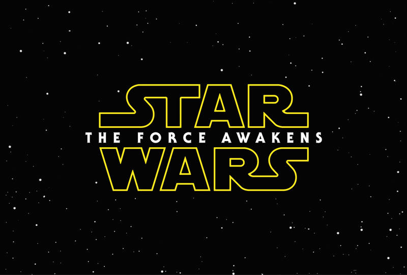 poster for Star Wars The Force Awakens