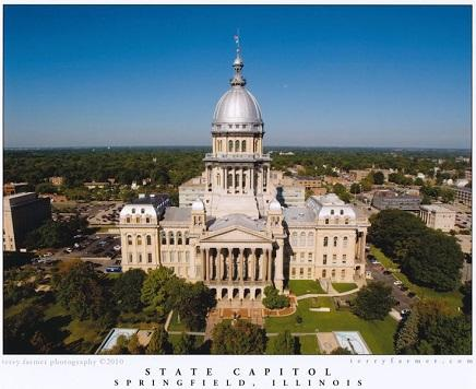 House Fails To Override Rauner Veto Of Map And Comm