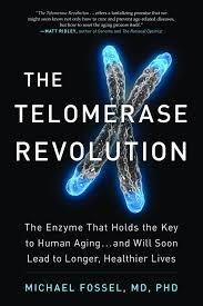 cover of The Telomerase Revolution