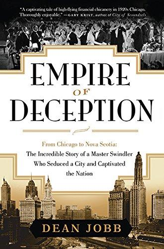 book cover Empire of Deception