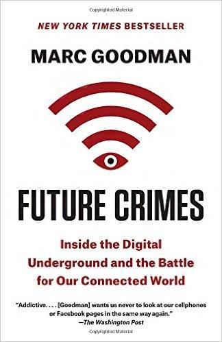 book cover of Future Crimes