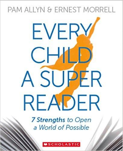 book cover Every Child A Super Reader