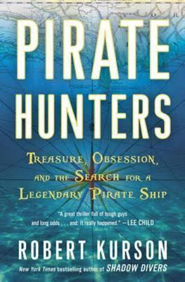 book cover of Pirate Hunters