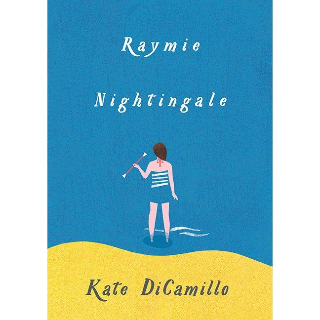 book cover for Raymie