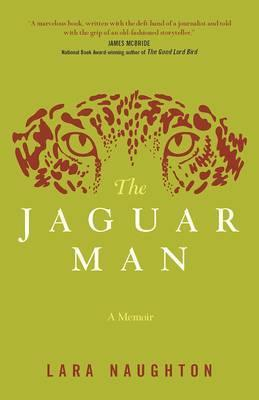 book cover for The Jaguar Man
