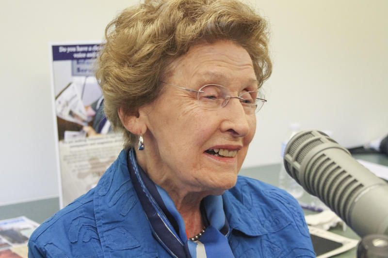 Jane Campbell-Brown remembers growing up in Benton as pasrt of WSIU's Listening Project