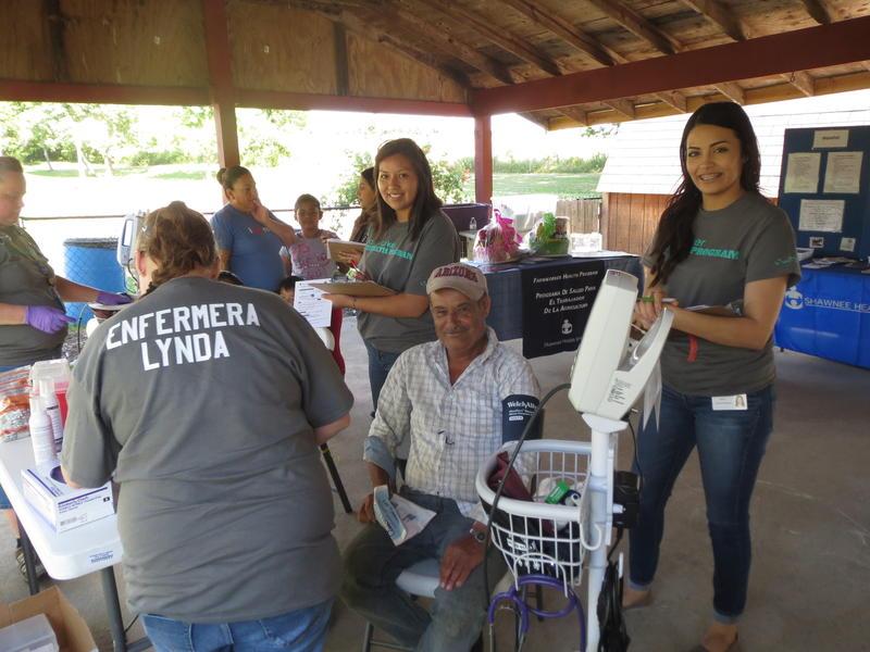 Shawnee Health Services Outreach Event