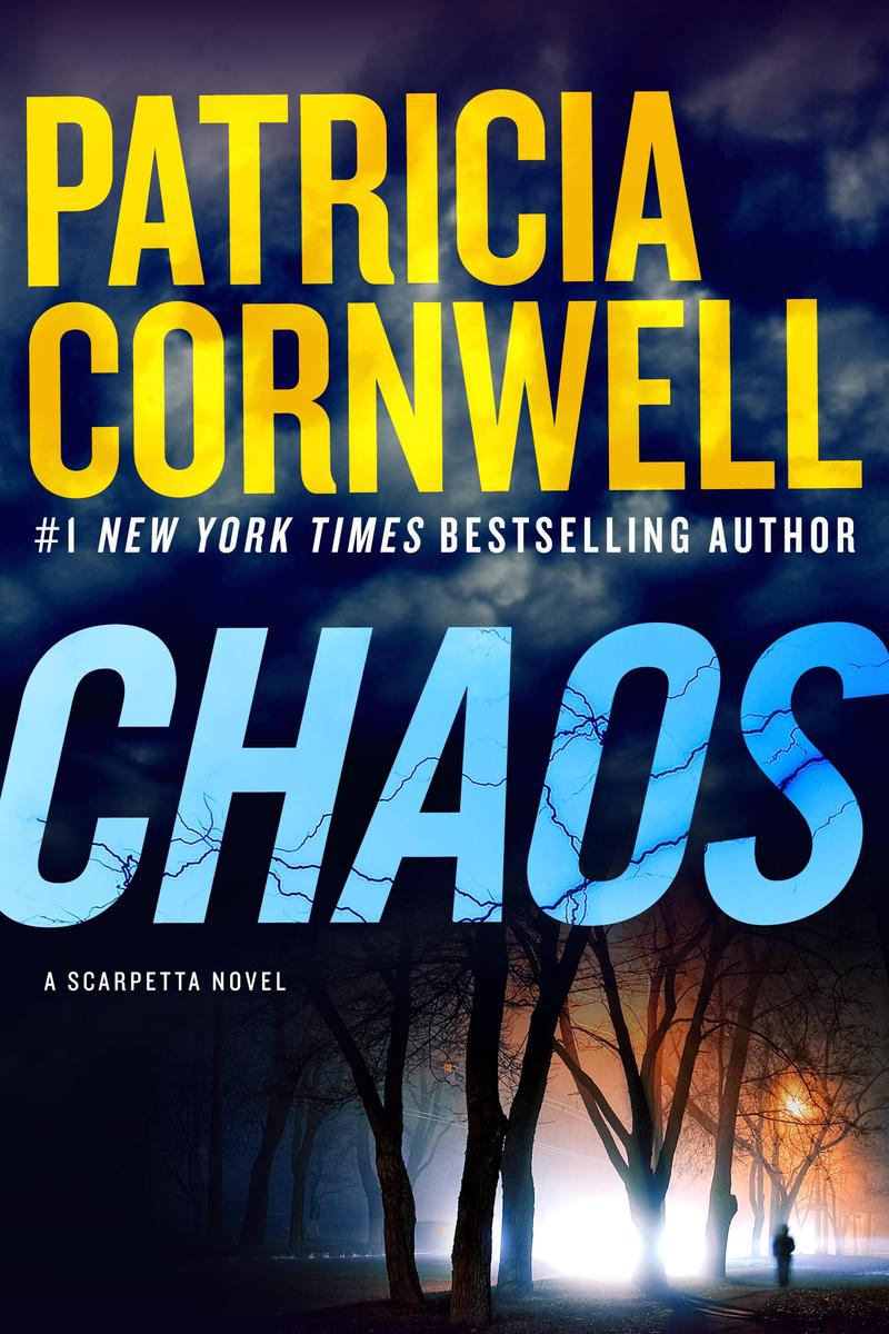 photo of book cover for Chaos