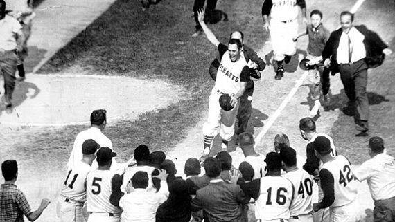 Bill Mazeroski remains the only player to win Game 7 of the World Series with a walk-off home run.