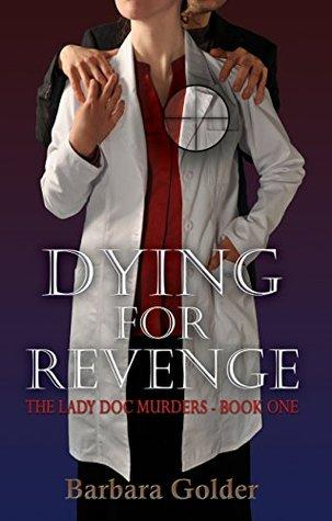 book cover for Dying for Revenge