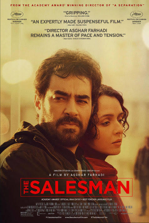 movie poster for The Salesman