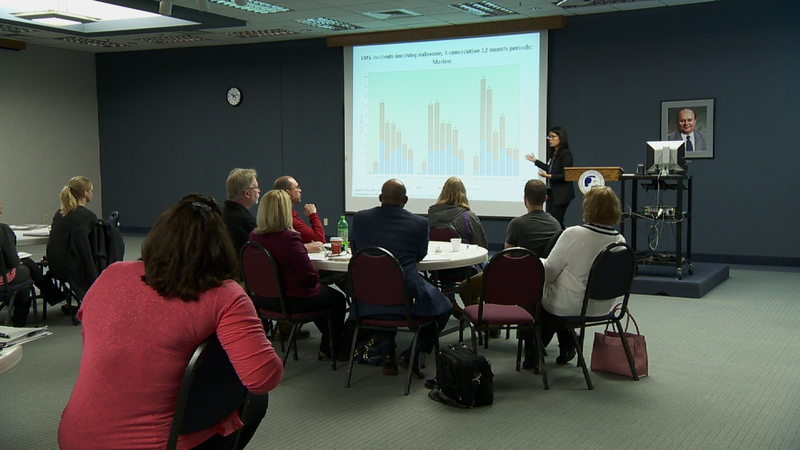 Opioid Prescription Drug Abuse and Heroin Summit
