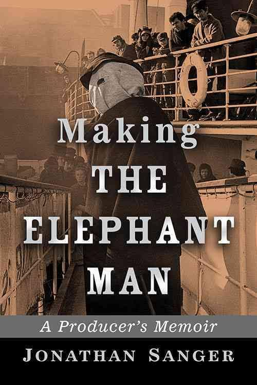book cover for Making of The Elephant Man