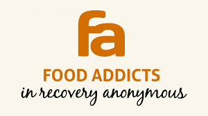 logo for Food Addicts in Recovery Anonymous