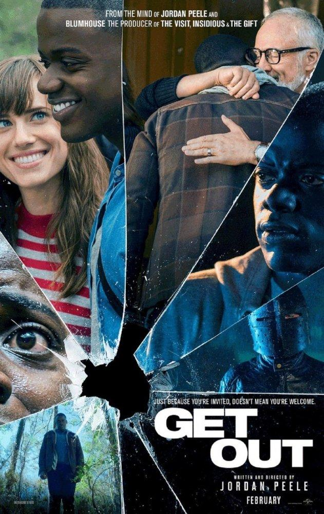 movie poster for Get Out