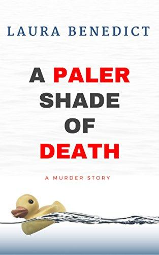 book cover for A Paler Shade of Death