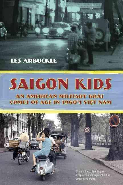 book cover for Saigon Kids