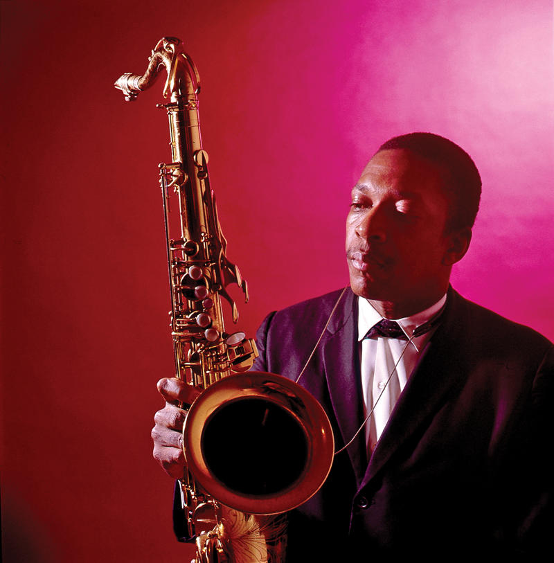 John Coltrane, the subject of John Scheinfeld's documentary Chasing Trane.