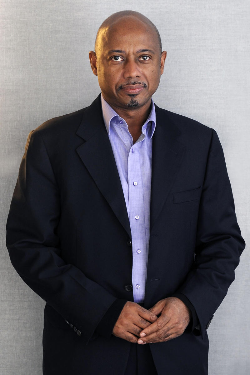 Raoul Peck, director of I Am Not Your Negro