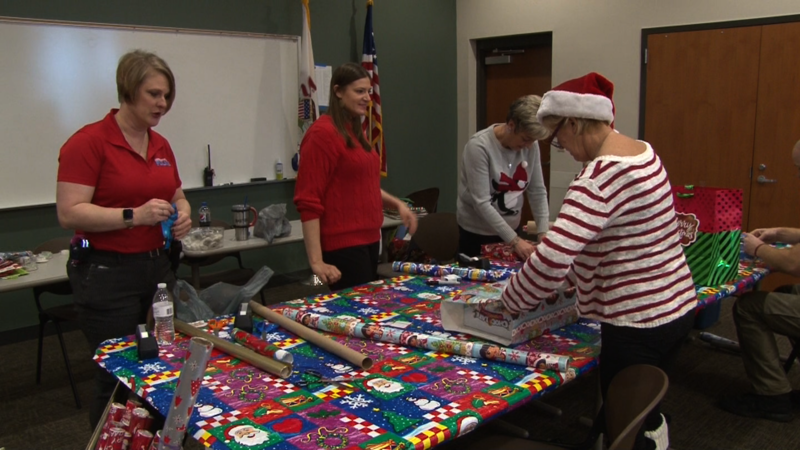 Carbondale Police Community Christmas Store