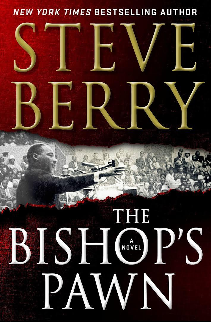 photo of book cover for The Bishop's Pawn