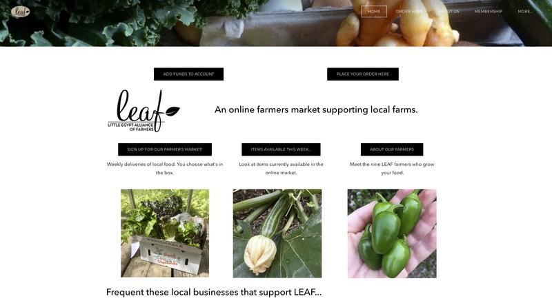 LEAF Food Hub