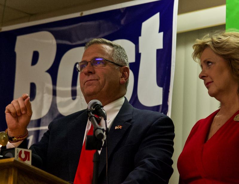Congressman Mike Bost