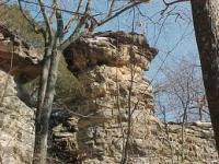 Giant City State Park in southern Illinois