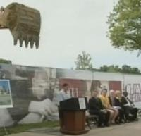 Groundbreaking on SIUC's new Student Services building