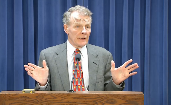 Madigan dismisses aide accused of sexual harassment