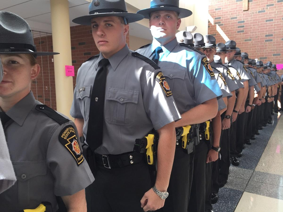 Pennsylvania State Police In A Rut On Diversity Efforts Wskg