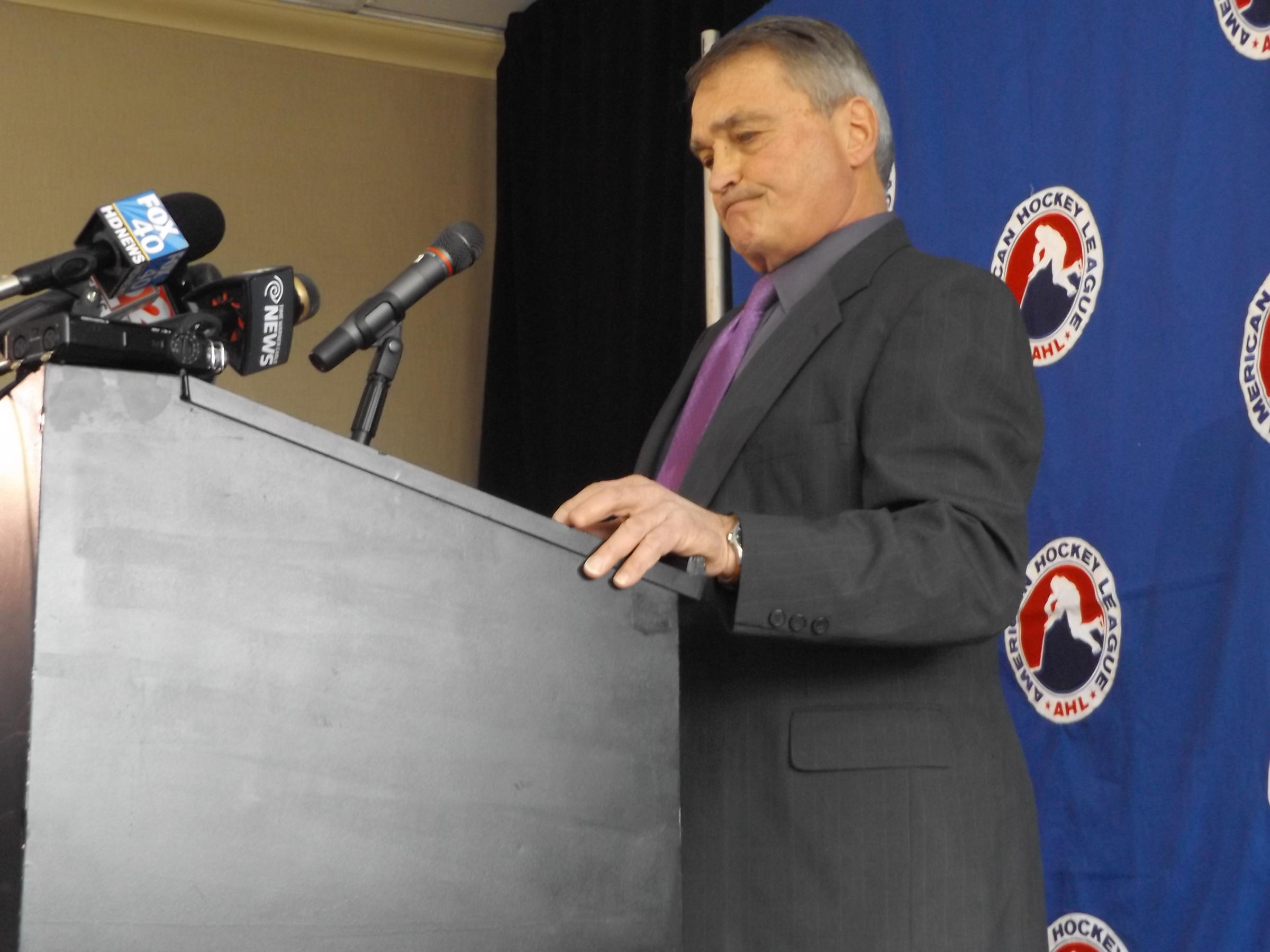 AHL approves transfer of franchise from Albany to Binghamton