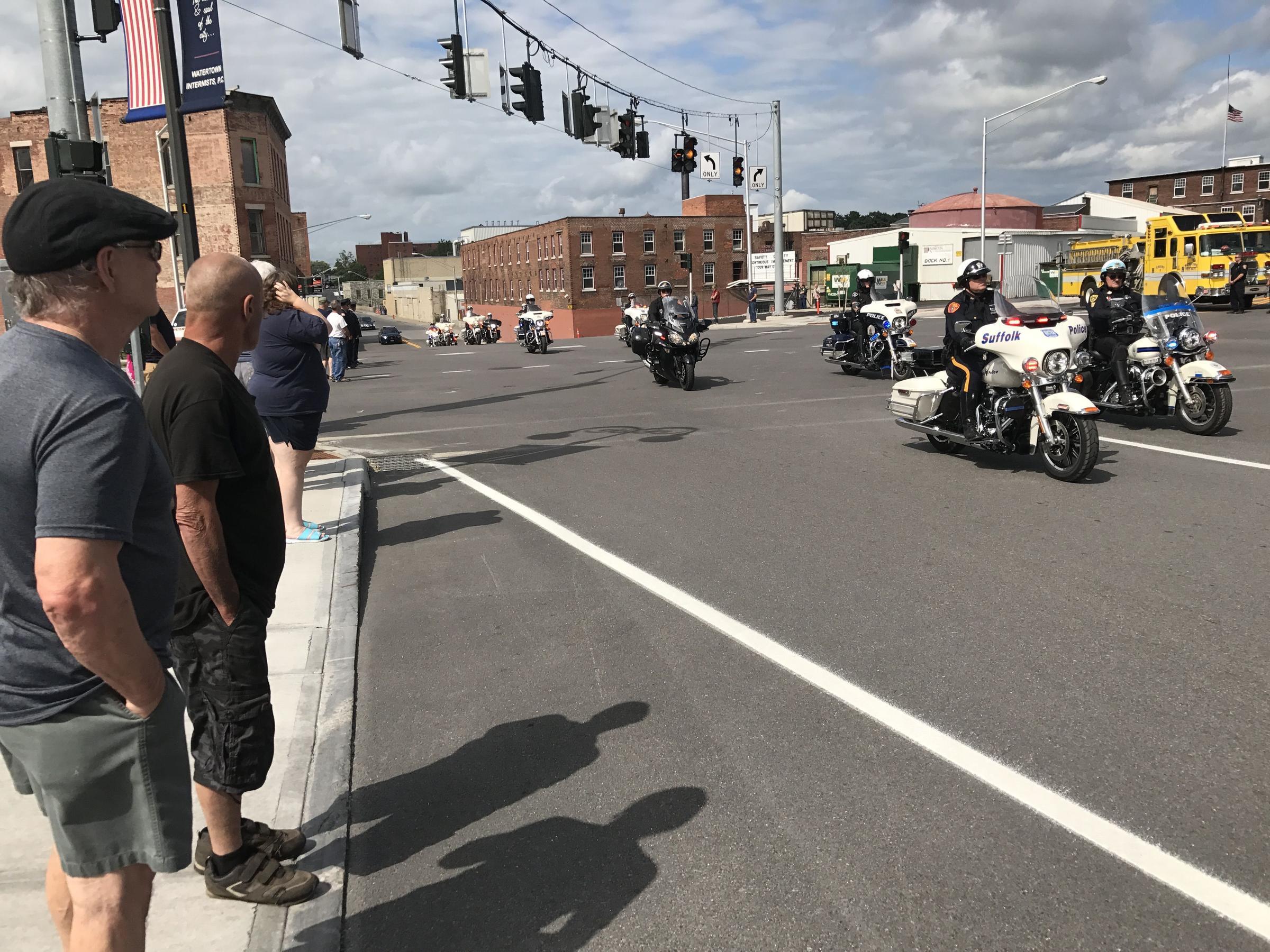 Service arrangements announced for Trooper Joel Davis