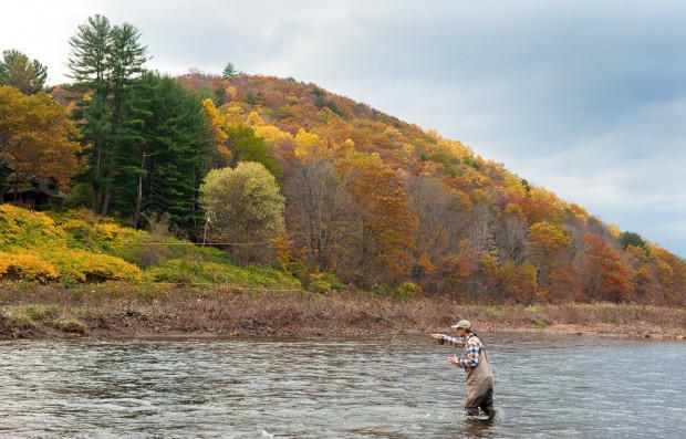 Wolf Votes to Ban Fracking in Delaware River Basin