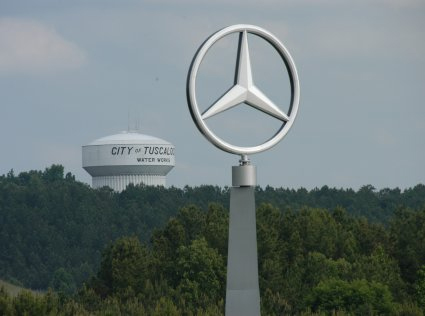 Ala mercedes benz plant notifying workers about tb for Mercedes benz tuscaloosa alabama