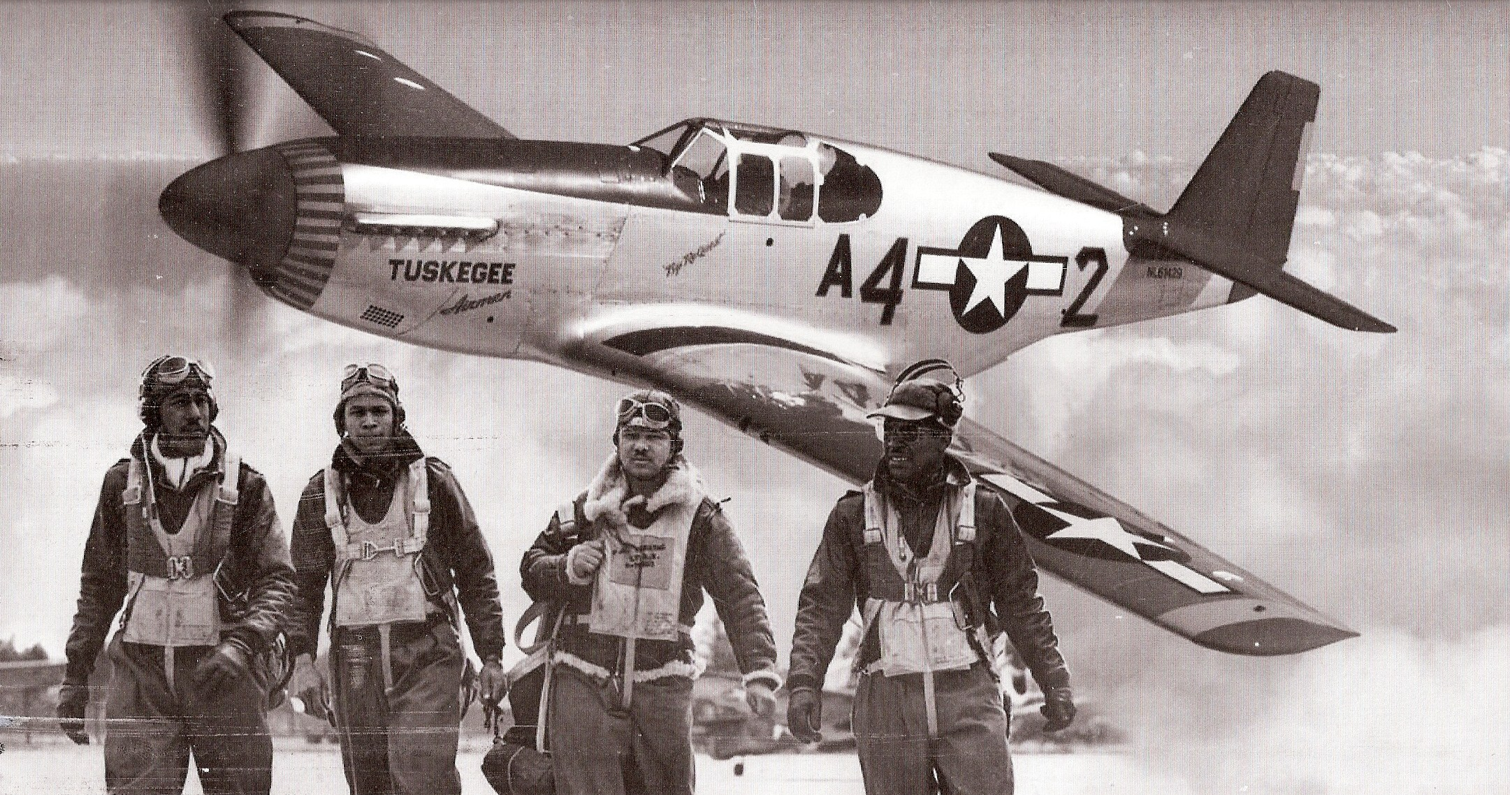 Tuskegee Airmen receive Congressional Gold Medal | Alabama Public Radio