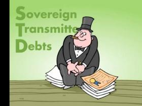 Sovereign Transmitted Debts
