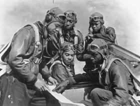 Tuskegee Airman Lt. Col Herbert E. Carter has died. He was 95.