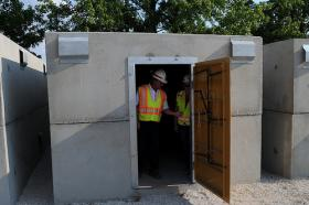Tuscaloosa will get money from FEMA to fund a community safe room.